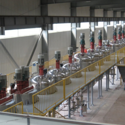 20000T water paint mixing machine