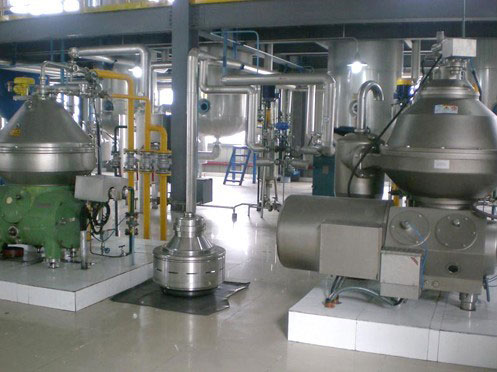 Chemical refining rice bran Equipment