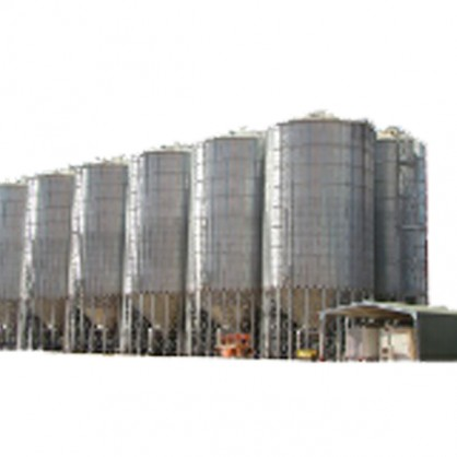 TCZ Steel Silo