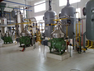 Neutralize acid process