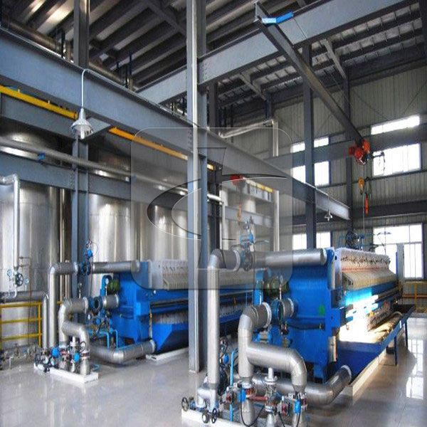 Refining process dewaxing process