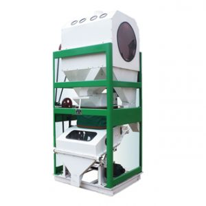 kinetic paddy rice cleaner